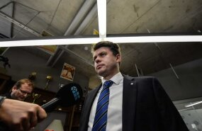 Kaitseminister arutas vigastatud kaitseväelastega plaani nende olukorra parandamiseks