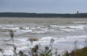 Спасатели предупреждают о сильном осеннем шторме