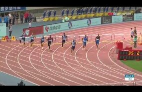 VIDEO: Nauditav minut! Nii jooksis Rasmus Mägi end Teemantliiga etapil poodiumile