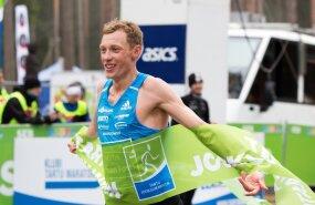 Roman Fosti sai Göteborgi poolmaratonil 21. koha