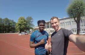 Eesti mänedžer aitab Jamaica supertalendil tippu pürgida