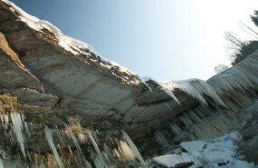 ФОТО: Чудесное природное явление на водопадах Ягала и Кейла-Йоа