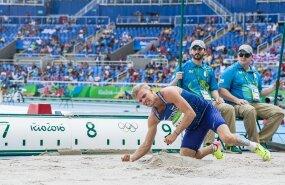 Karl Robert Saluri ületas kaheksanda eestlasena seitsmevõistluses 6000 punkti piiri!