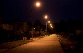 Силламяэ представил ходатайство на финансирование полной реновации уличного освещения