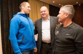 FOTOD: Teigamägi valiti ühehäälselt Kergejõustikuliidu presidendiks, Kanter pääses juhatusse