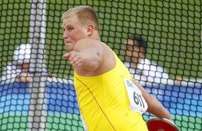 Leedu kettaheitja tõusis isikliku rekordiga Euroopa edetabelijuhiks