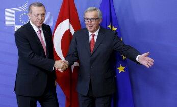 Juncker: Türgi ei saa euroliidu liikmeks lähema ega kaugema aja jooksul