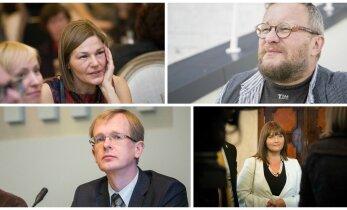 VAATA, kes saavad uue kolmikliidu ministrite asemel riigikogusse