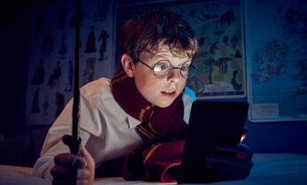 Juba pühapäeval! Kaheksas Potteri-raamat ilmub ja 10-aastane kiirlugemise meister on selle esimene arvustaja