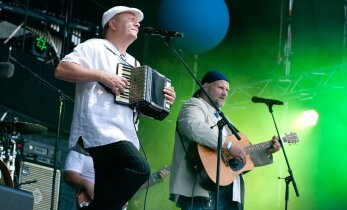 Eesti muusika kuulsuste koja kohtumisõhtute sari jätkub Jaan Elgula ja Toomas Lungega