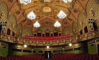 Küll Eestis on palju teatreid!