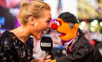 Käpiknukust ajakirjanik, kes elab üksnes Eurovisionile