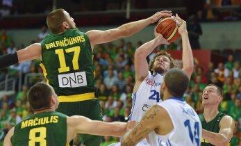 Kazlauskas avaldas Leedu korvpalli olümpiakoondise kandidaadid