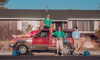"""""""Ameerika suvi"""" - raamatumüügist kui tuimast ja eksistentsialistlikust nühkimisest"""