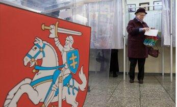 На парламентских выборах в Литве победил Союз крестьян и зеленых
