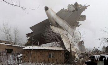 ГЛАВНОЕ ЗА ДЕНЬ: Авиакатастрофа в Киргизии, последствия штрома на пароме Tallink