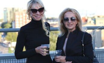 VAATA FOTOSID: Viru Keskuse katusel toimus suur Catwalki suvelõpupidu