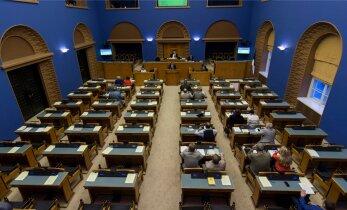 Napp häälteenamus põhiseaduskomisjonis: Kõpu valla vaidlustatud haldusreformi seaduse paragrahvid on põhiseadusega kooskõlas