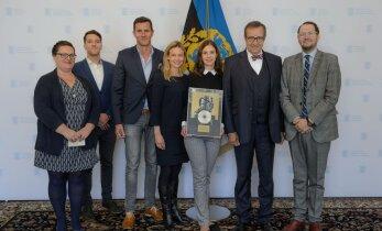 President Ilvese kogumikplaadi müügist kogunes heategevuseks 4500 eurot: tean, millist rõõmu lapsed sellest tunnevad