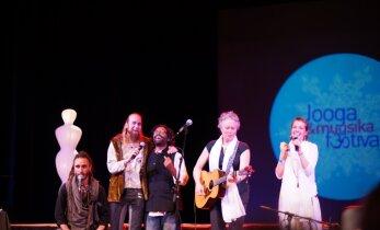 GALERII: Jooga- ja muusikafestival tõi kokku kireva kaadri enesearenguhuvilisi