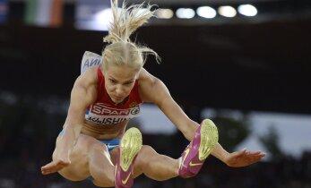 Selgus põhjus, miks IAAF Venemaa ainsat kergejõustiklast Rios starti ei luba