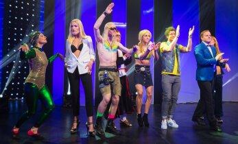 """TELETOP: Pärast Eurovisionit taas nalja lainele: """"Suure komöödiaõhtu"""" finaal tõmbas telerite ette meeletu hulga vaatajaid"""