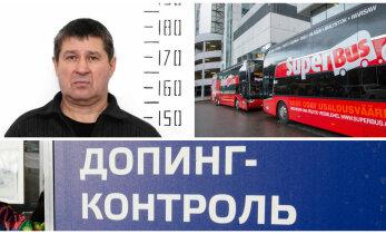 ГЛАВНОЕ ЗА ДЕНЬ: Стрельба в Мюнхене, SuperBus уходит из Эстонии и 98 допинг-спортсменов
