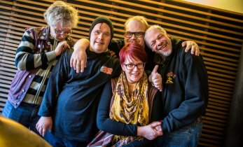 Vaim, puue ja rõõm ehk Soome eurobändi normaalne elu