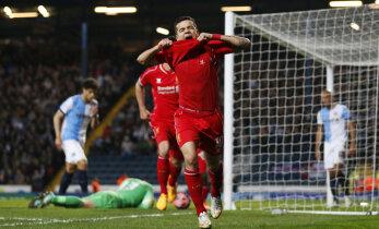 Valus löök Liverpoolile: Coutinho sel aastal enam ei mängi