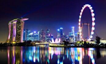 19 kõige jõukaimat ja majanduslikult heal järjel olevat linna maailmas