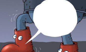 Jutumull: Mida kummikud ilmast arvavad?
