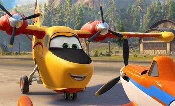 Uus film kinodes: Lennukid 2