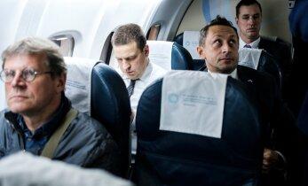 Peaminister Ratas läheb töövisiidile Riiga