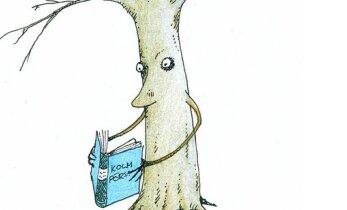 """Ilmar Trulli luuletused """"Aprill"""" ja """"Raamatuteta on raske"""""""