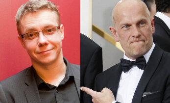 """Oscari-mehed Ivo Felt ja Tanel Toom teevad """"Tõest ja õigusest"""" filmi: peab olema kõvasti julgust ja talenti, et see ette võtta!"""