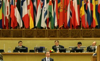Делегация Эстонии в ПА НАТО примет участие в весенней сессии ассамблеи в Албании