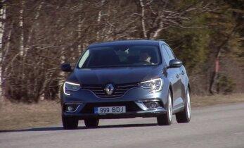 Motorsi proovisõit: uus Renault Mégane