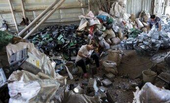 Pekingi vanametalliäride sulgemine ennustab Hiinale majandustormi