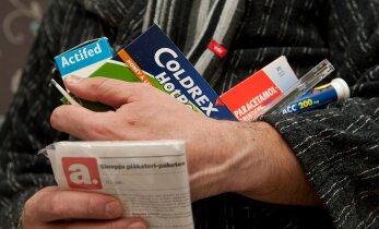 GRAAFIK: Grippi haigestunute arv on paari nädalaga kahekordistunud