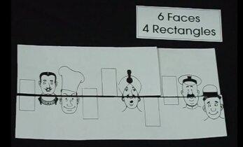 Tee järele: leidlik trikk nägudega