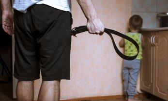 Laste peksmisest. Usu ja armastusega
