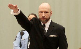 Андерс Брейвик заявил, что тюрьма радикализовала его еще больше