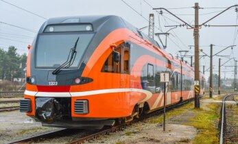 В график движения поездов Elron внесены изменения