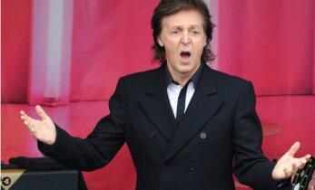 Paul McCartney: kas John Lennon on teistest biitlitest suurem, kuna ta on surnud!?