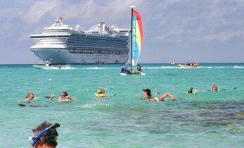 40 protsenti Eesti inimestest unistab kruiisist Kariibi merel