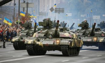 Литва предпочла германские бронетранспортеры украинским
