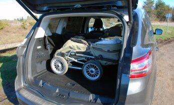Uus Ford S-MAX – suured peredki saavad sõitu nautida