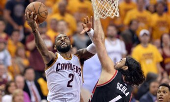VIDEO: Cleveland ei andnud Torontole mingit võimalust ja asus seeriat taas juhtima