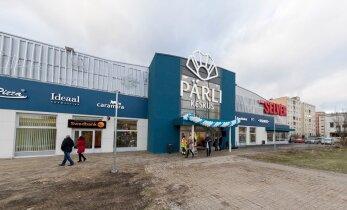 FOTOD: Maardu linnas avas uksed uus suur kaubanduskeskus