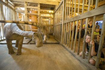 Ateistid on nüüd nördinud: Kentuckys avati hiigelsuur Noa laev